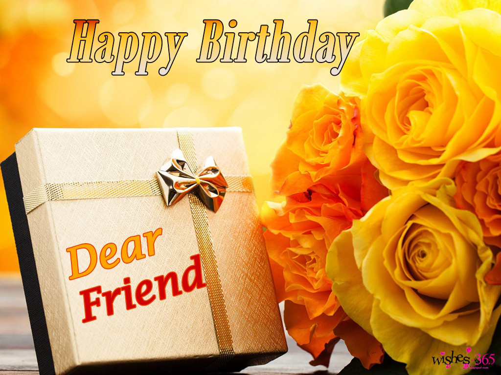 Best ideas about Birthday Wishes To A Friend . Save or Pin Poetry and Worldwide Wishes Happy Birthday Wishes for Now.