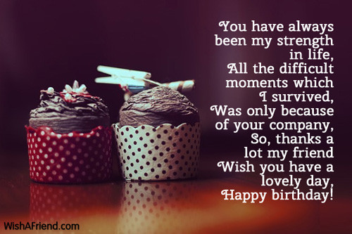 Best ideas about Birthday Wishes To Best Friend . Save or Pin Best Friend Birthday Wishes Page 3 Now.