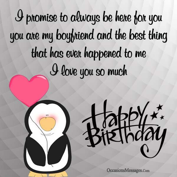 Best ideas about Birthday Wishes To Boyfriend . Save or Pin Romantic Birthday Wishes for Boyfriend Occasions Messages Now.