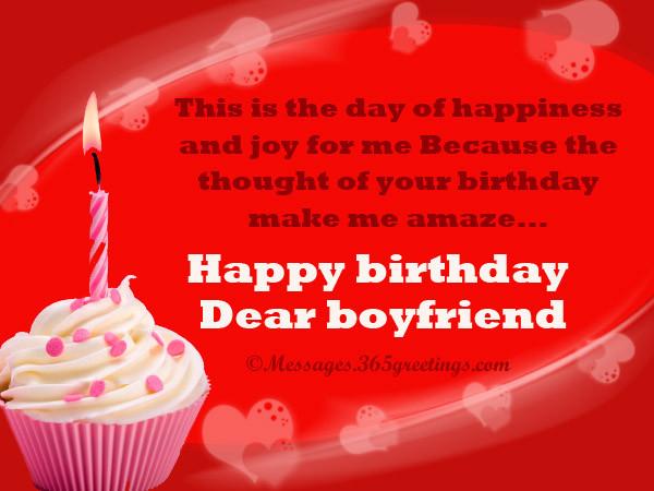 Best ideas about Birthday Wishes To Boyfriend . Save or Pin Birthday Wishes for Boyfriend 365greetings Now.