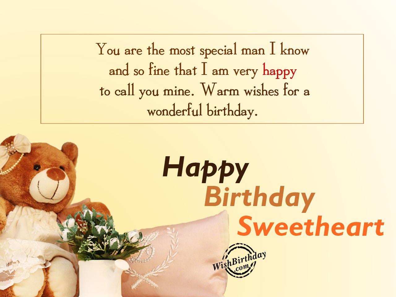 Best ideas about Birthday Wishes To Boyfriend . Save or Pin Birthday Wishes For Boyfriend Birthday Now.