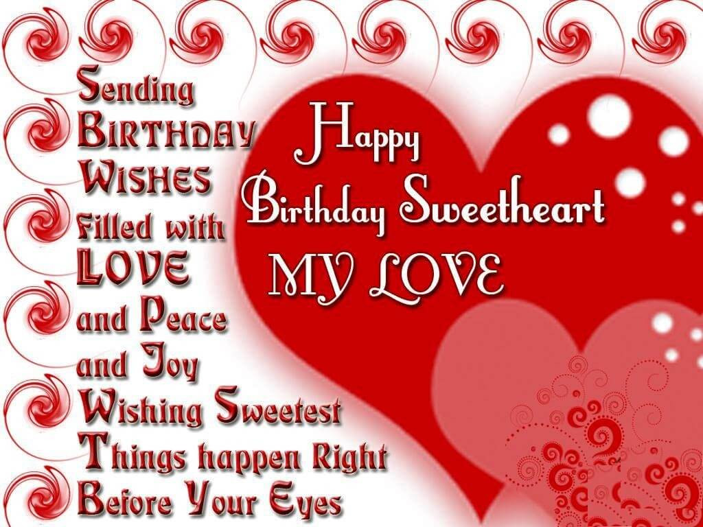 Best ideas about Birthday Wishes To Boyfriend . Save or Pin Birthday Wishes for Boyfriend Romantic & Lovely Message Now.