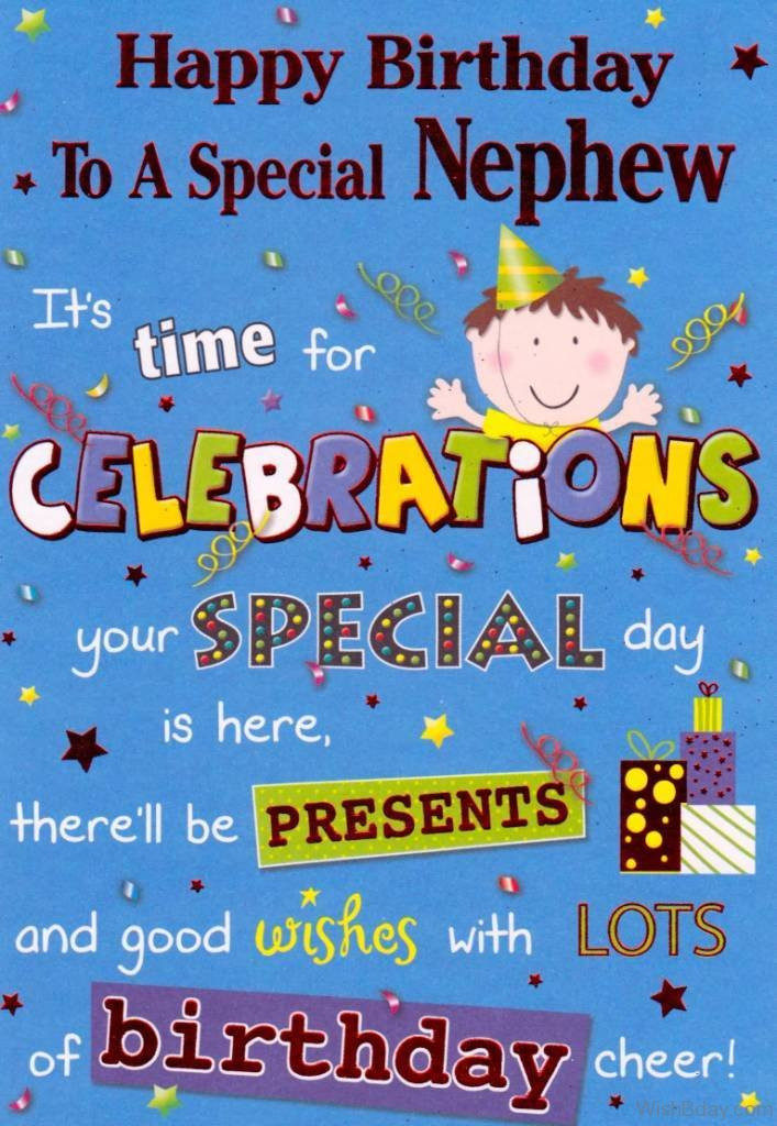 Best ideas about Birthday Wishes To Nephew . Save or Pin 42 Birthday Wishes For Nephew Now.