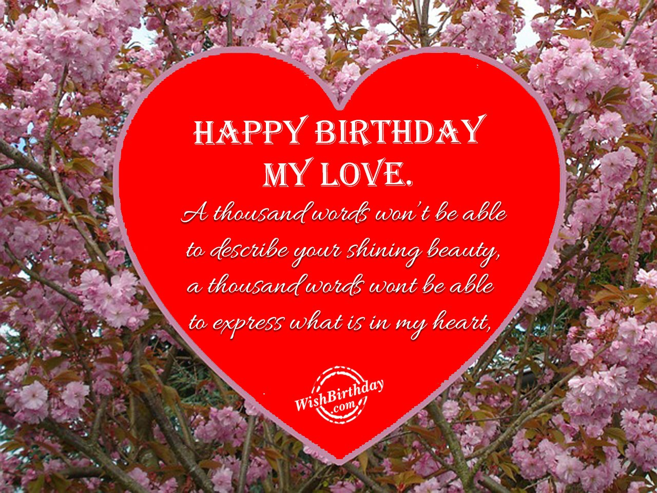 Best ideas about Birthday Wishes To Wife . Save or Pin Happy Birthday WishBirthday Now.