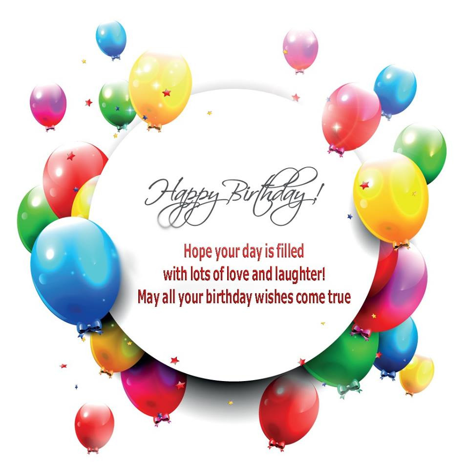Best ideas about Birthday Wishes Words . Save or Pin The 50 Best Happy Birthday Quotes of All Time Now.