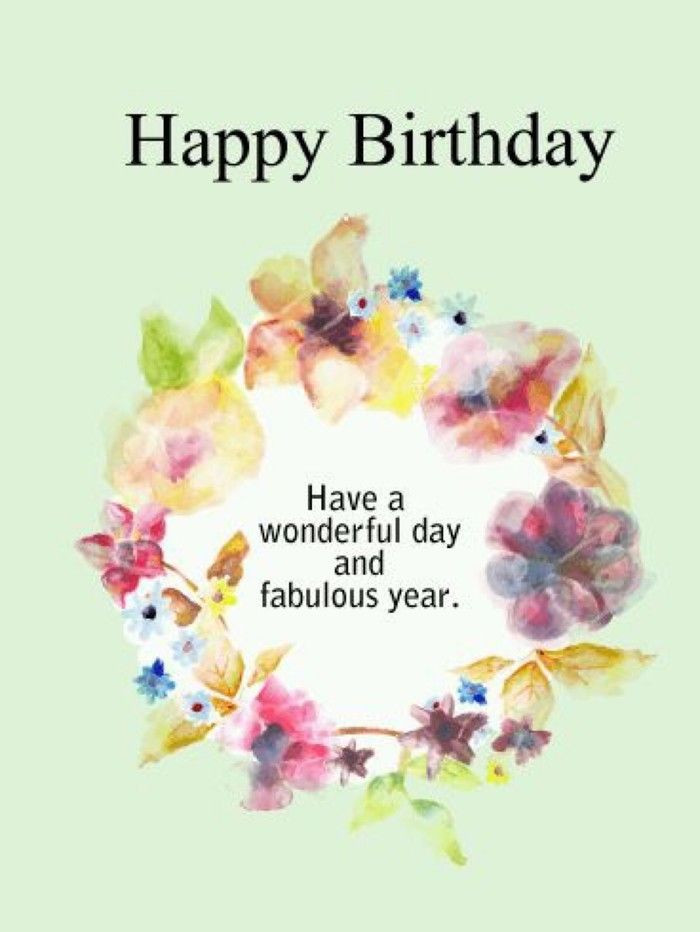 Best ideas about Birthday Wishes Words . Save or Pin birthday Happy Birthday Pinterest Now.