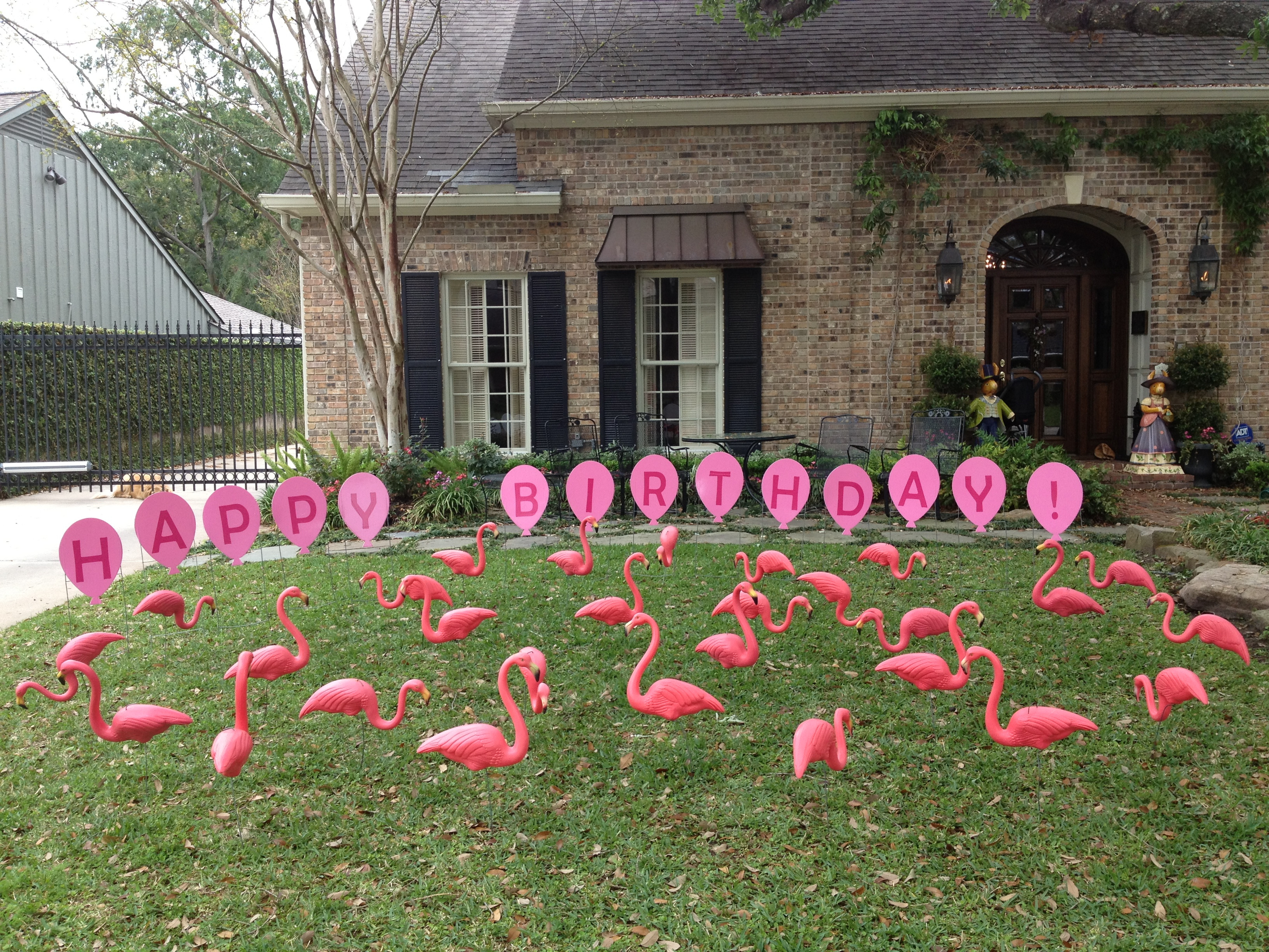 Best ideas about Birthday Yard Decorations . Save or Pin Tax Day Sale Now.