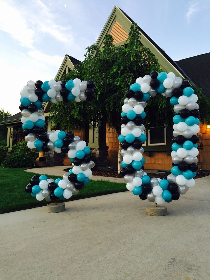 Best ideas about Birthday Yard Decorations . Save or Pin 35 best YARD NUMBERS images on Pinterest Now.