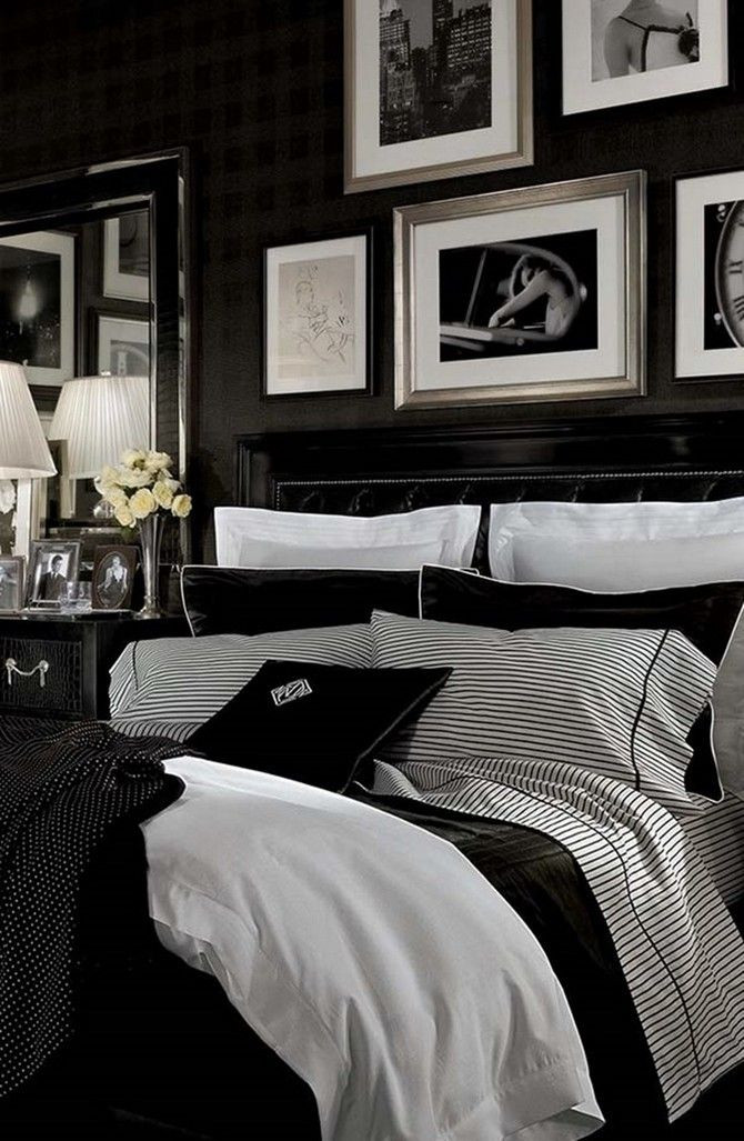 Best ideas about Black Bedroom Ideas . Save or Pin Best 25 Black master bedroom ideas on Pinterest Now.