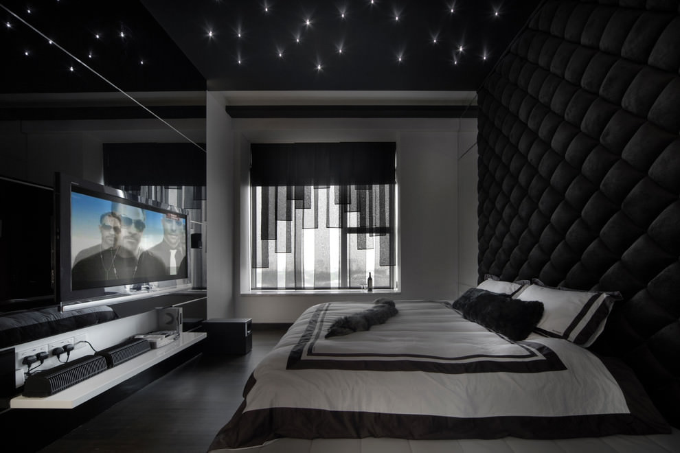 Best ideas about Black Bedroom Ideas . Save or Pin 25 Black Bedroom Designs Decorating Ideas Now.