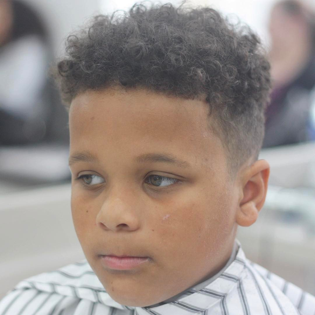 Best ideas about Black Boys Haircuts . Save or Pin The Best Haircuts for Black Boys Now.