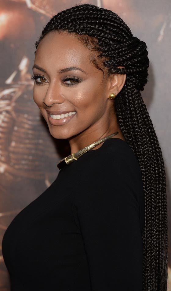 Best ideas about Black Braided Updo Hairstyles . Save or Pin 20 Beautiful Braided Updos For Black Women Now.