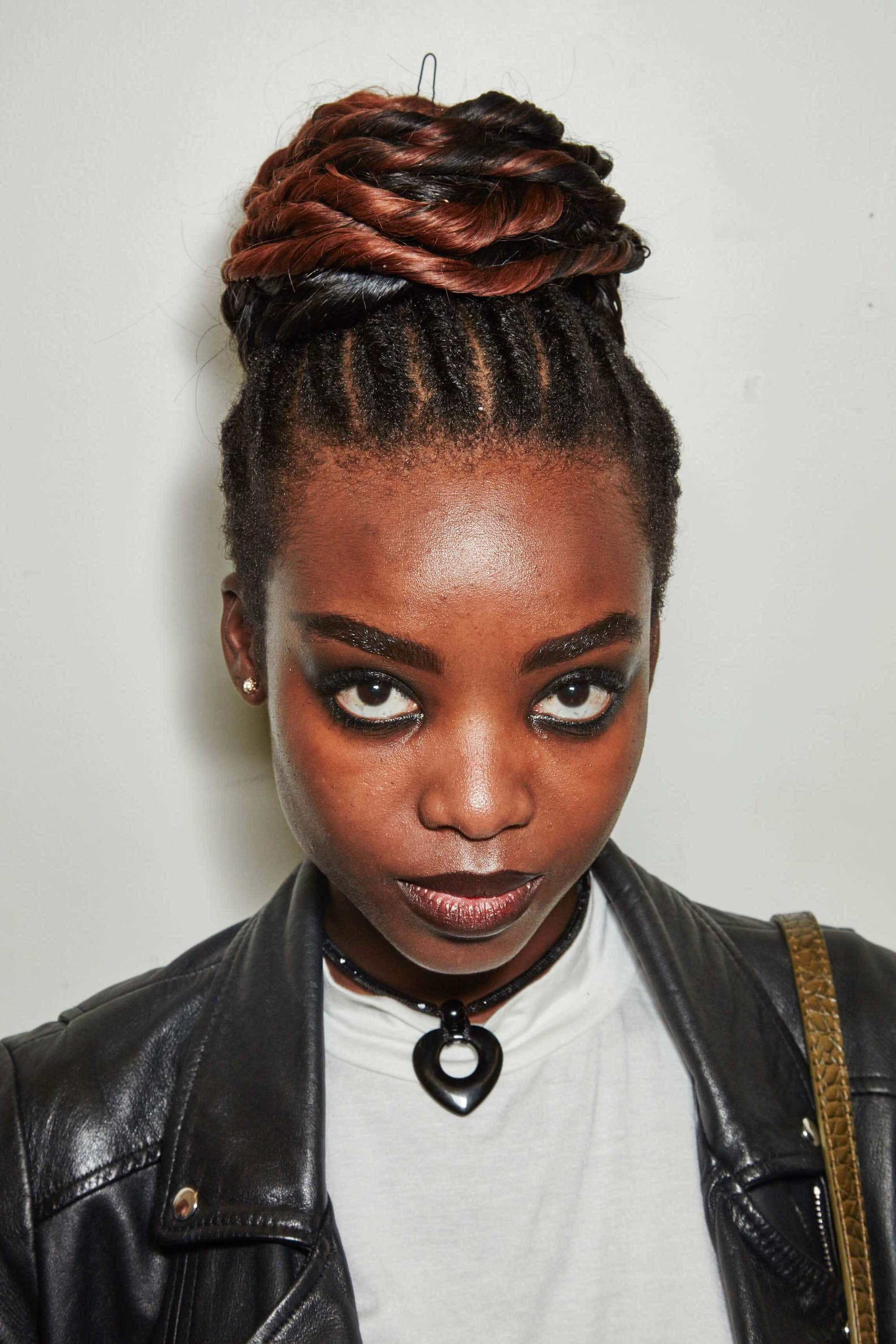 Best ideas about Black Braided Updo Hairstyles . Save or Pin 6 Black Braided Hairstyles Perfect for Natural Textured Women Now.