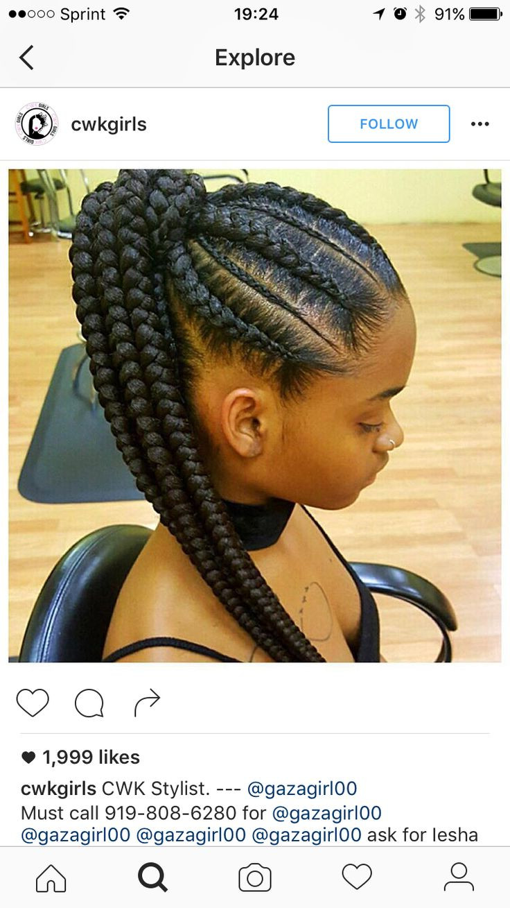 Best ideas about Black Braided Updo Hairstyles . Save or Pin Best 25 Black braided hairstyles ideas on Pinterest Now.