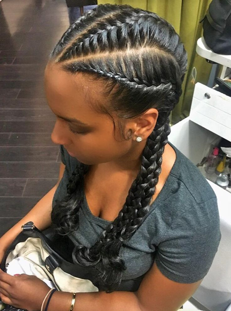 Best ideas about Black Braided Updo Hairstyles . Save or Pin 25 Best Ideas about Black Braided Hairstyles on Pinterest Now.