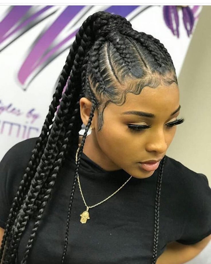 Best ideas about Black Braided Updo Hairstyles . Save or Pin Pin by Darline on Braids Now.