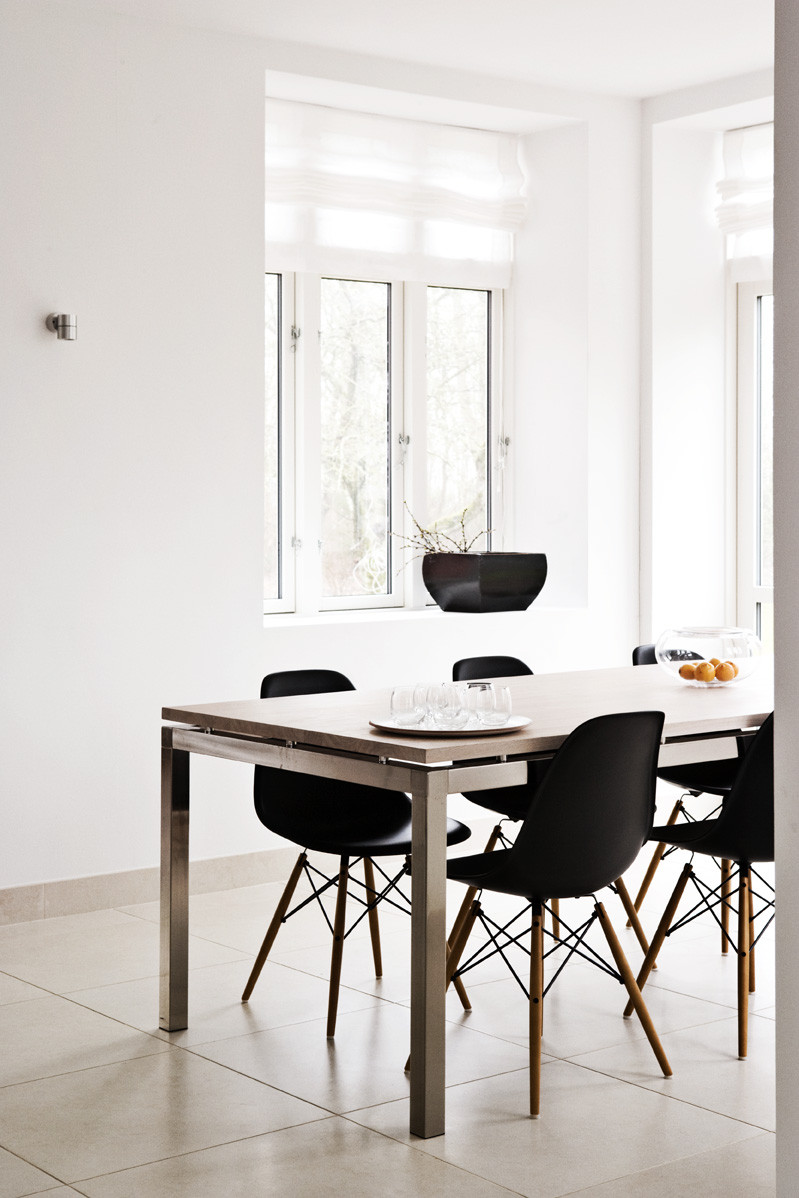 Best ideas about Black Dining Room Chairs . Save or Pin decordots 2012 November Now.