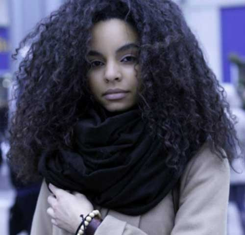 Best ideas about Black Girls Natural Hairstyles . Save or Pin 20 Best Black Girls with Long Natural Hair Now.