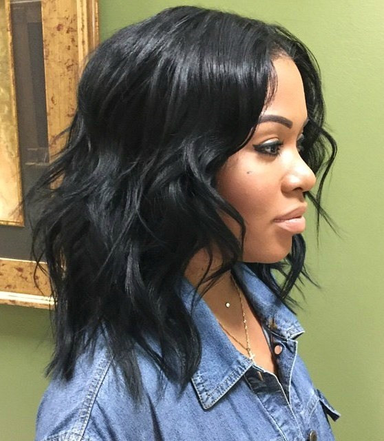 Best ideas about Black Hairstyles Women . Save or Pin 50 Best Eye Catching Long Hairstyles for Black Women Now.