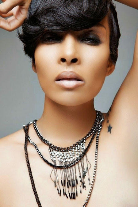 Best ideas about Black Hairstyles Women . Save or Pin 40 Latest Short Hairstyles for Black Women Now.