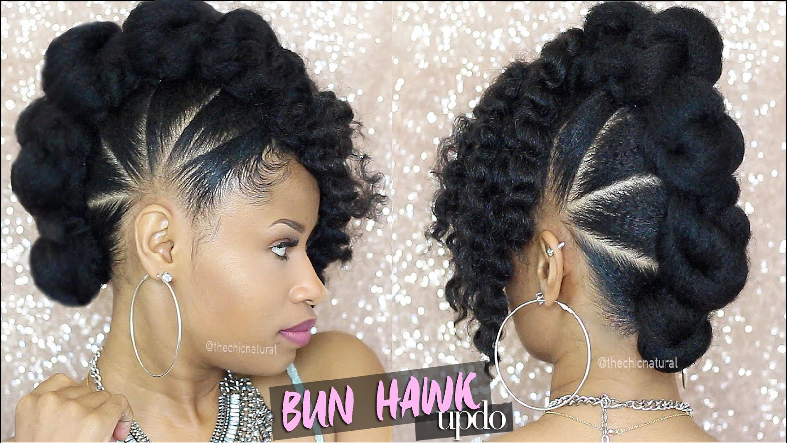 Best ideas about Black Natural Updo Hairstyles . Save or Pin 5 Protective Styles For Spring CurlyNikki Now.