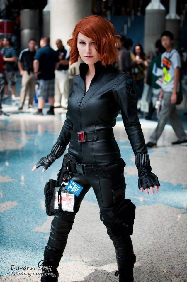 Best ideas about Black Widow Costume DIY . Save or Pin Black widow costume from avengers Now.