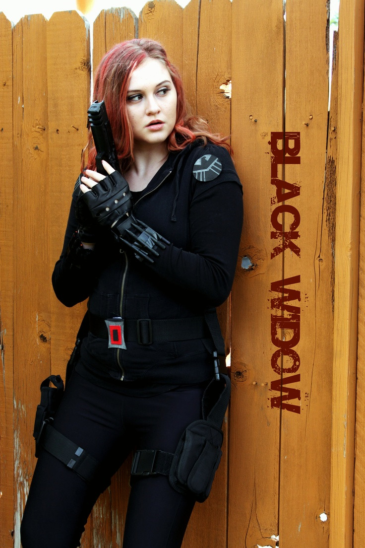 Best ideas about Black Widow Costume DIY . Save or Pin Pin by Jennifer Jones on Costume concepts Now.