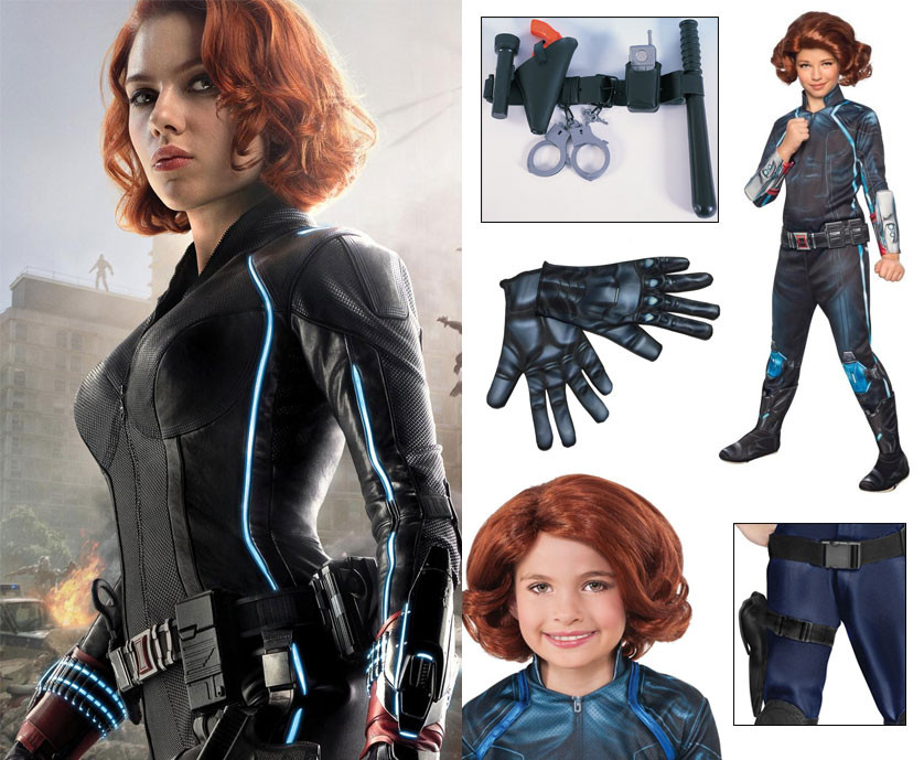 Best ideas about Black Widow Costume DIY . Save or Pin Girl Power Getting the Best Superhero Look for your Now.