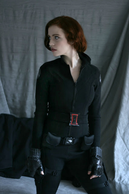 Best ideas about Black Widow Costume DIY . Save or Pin Halloween I actually made a costume this year and it Now.