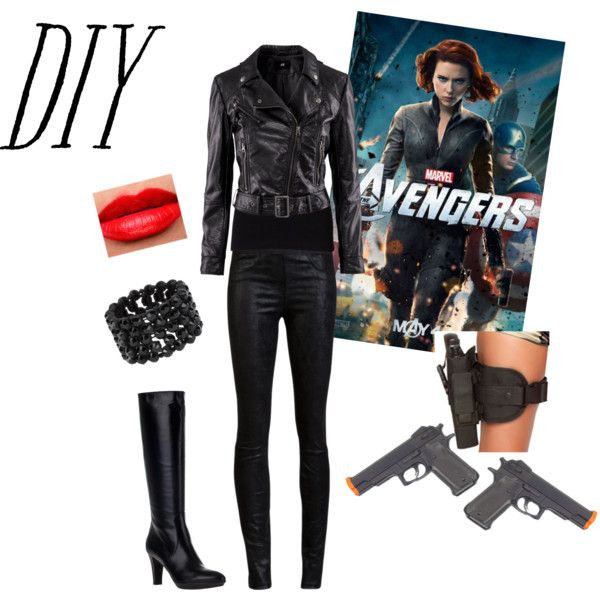 Best ideas about Black Widow Costume DIY . Save or Pin DIY Halloween Costume Black Widow halloween Now.