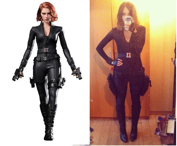 Best ideas about Black Widow Costume DIY . Save or Pin The 25 best Superhero costumes women ideas on Pinterest Now.