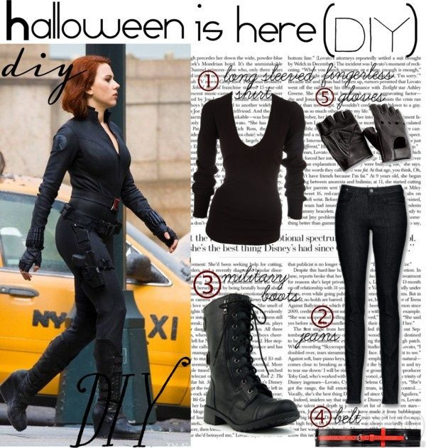 Best ideas about Black Widow Costume DIY . Save or Pin 1000 ideas about Avengers Costumes on Pinterest Now.