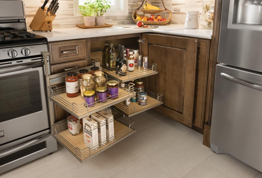 Best ideas about Blind Corner Cabinet . Save or Pin Schuler Cabinets Now.