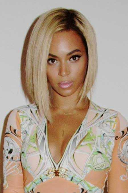 Best ideas about Blonde Bob Black Hairstyles . Save or Pin 13 Fabulous Short Bob Hairstyles for Black Women Pretty Now.