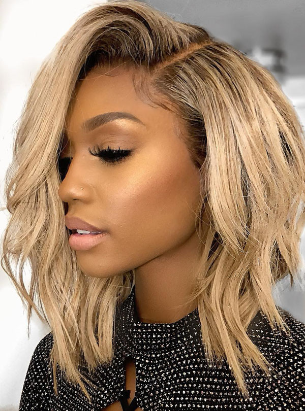 Best ideas about Blonde Bob Black Hairstyles . Save or Pin bob wigs Now.
