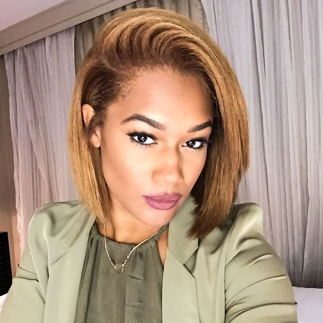Best ideas about Blonde Bob Black Hairstyles . Save or Pin Best 25 Natural hair bob ideas on Pinterest Now.