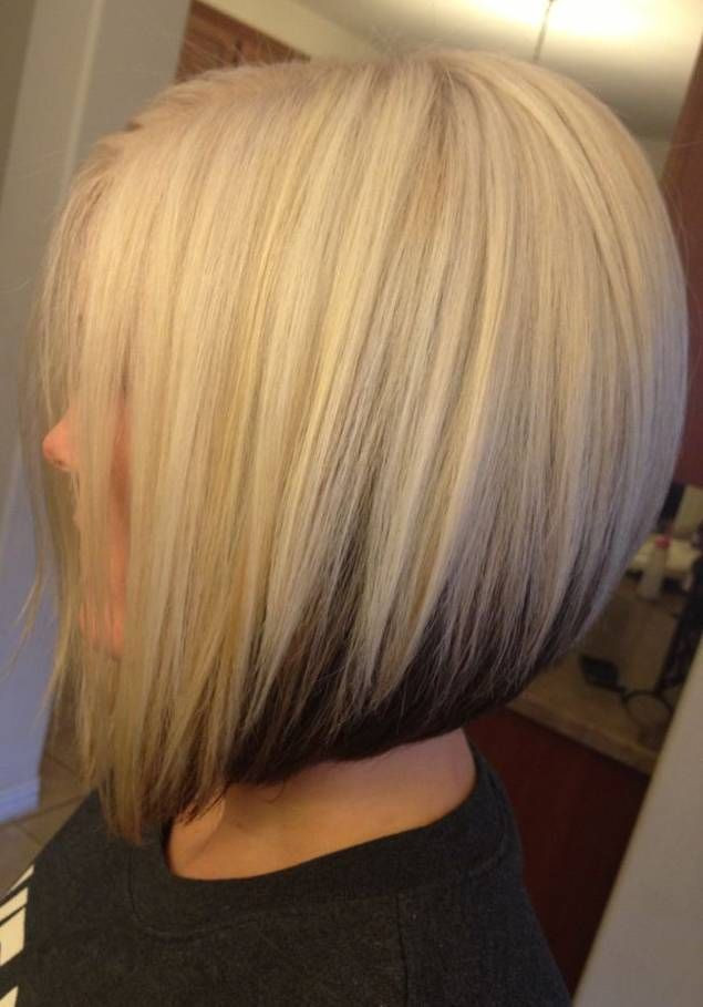 Best ideas about Blonde Bob Black Hairstyles . Save or Pin 30 Short Bob Hairstyles For Women 2015 Now.