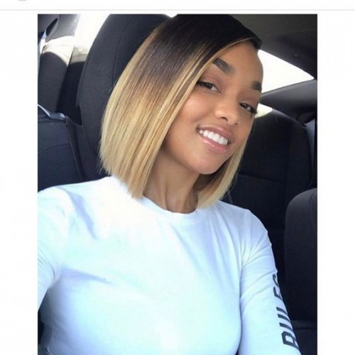 Best ideas about Blonde Bob Black Hairstyles . Save or Pin 40 Bob Hairstyles for Black Women 2017 Now.