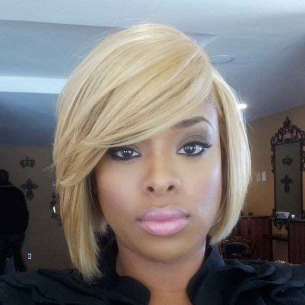 Best ideas about Blonde Bob Black Hairstyles . Save or Pin 50 Short Hairstyles for Black Women Now.