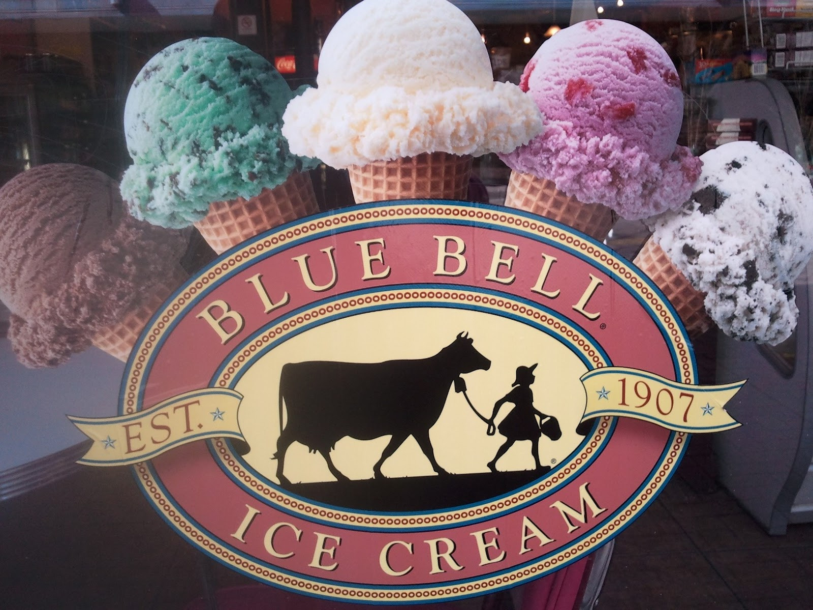 Best ideas about Blue Bell Birthday Cake Ice Cream . Save or Pin Foo Uncensored Blue Bell s Birthday Cake Ice Cream Now.