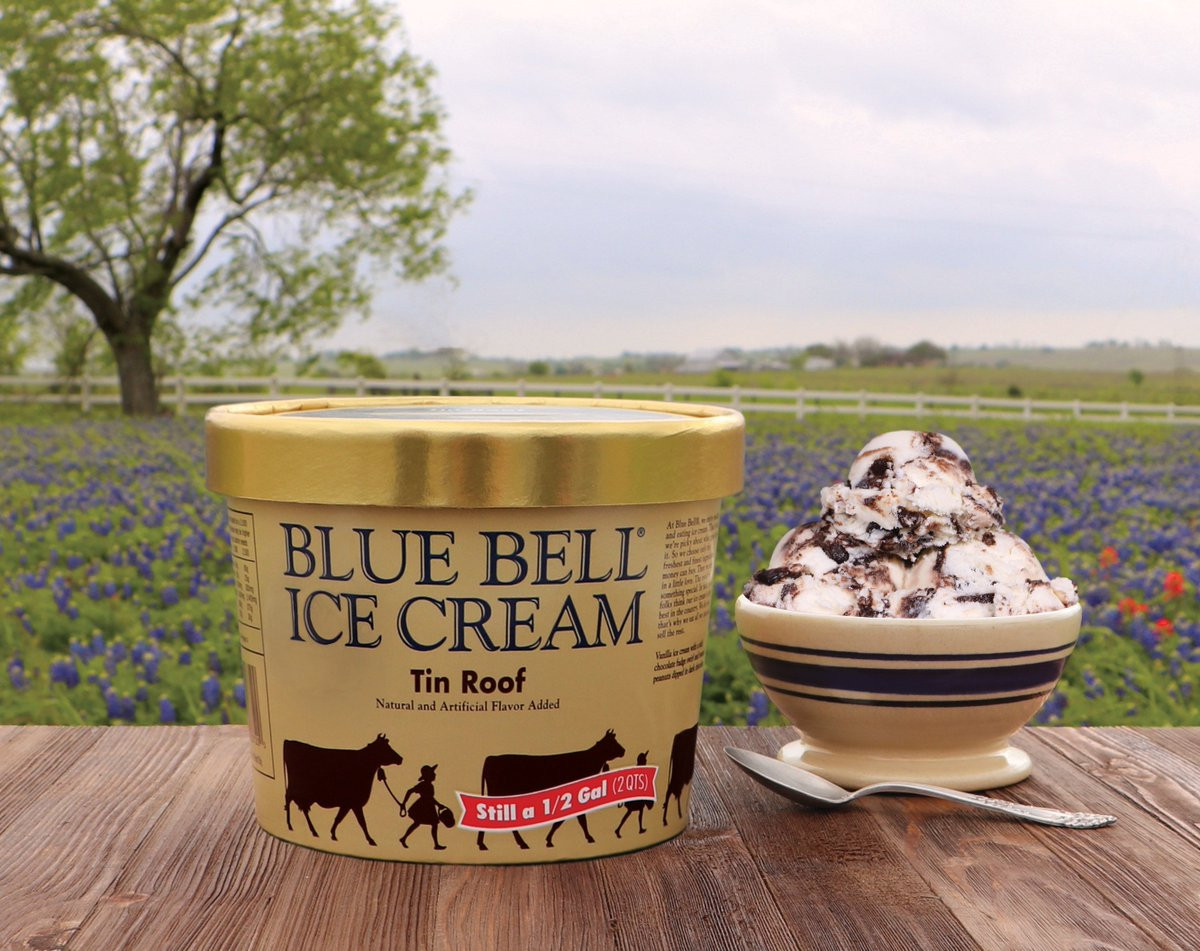 Best ideas about Blue Bell Birthday Cake Ice Cream . Save or Pin Blue Bell Ice Cream ILoveBlueBell Now.