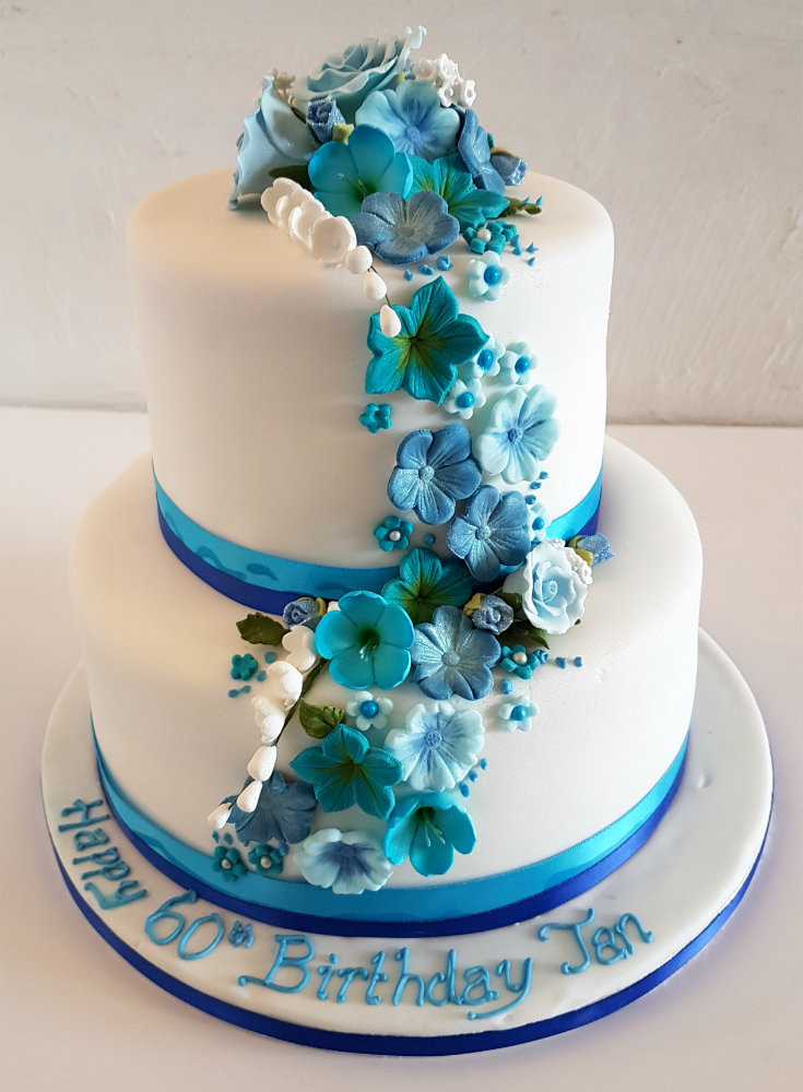 Best ideas about Blue Birthday Cake . Save or Pin Birthday Cakes Quality Cake pany Tamworth Now.