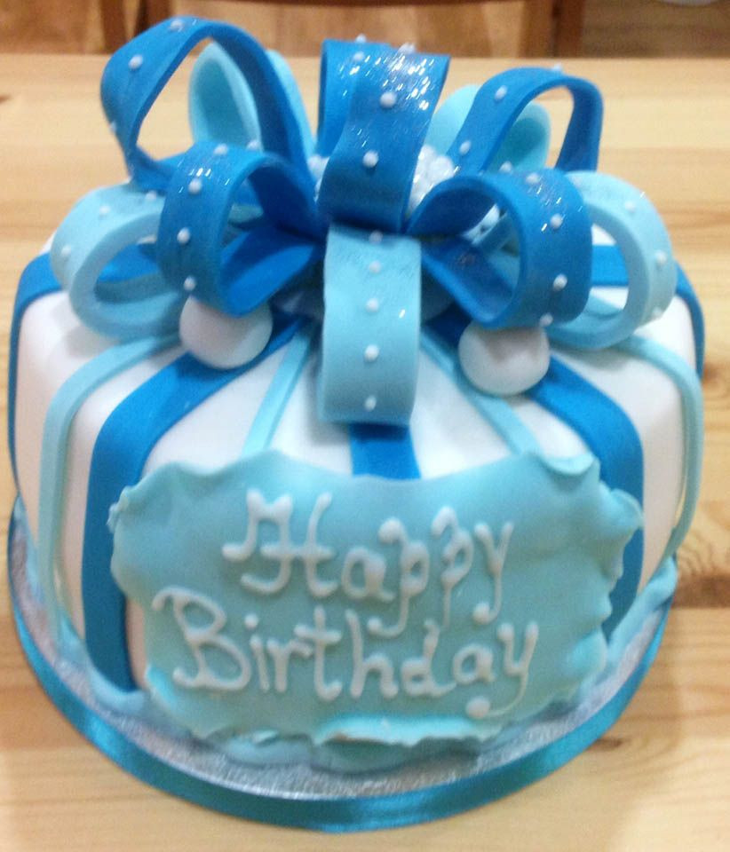 Best ideas about Blue Birthday Cake . Save or Pin Men s Birthday Cake Free Now.
