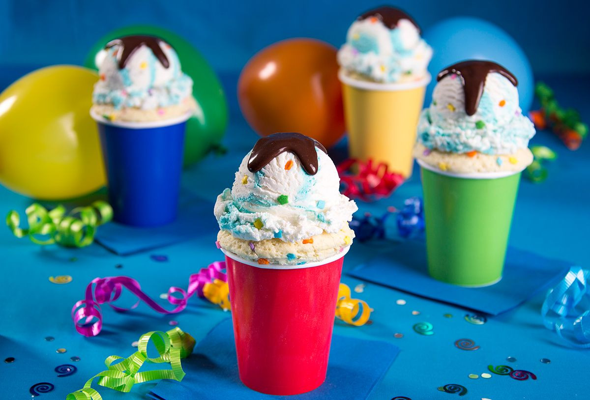 Best ideas about Blue Bunny Birthday Cake Ice Cream . Save or Pin Blue Bunny Ice Cream Cake Cups This recipe for Now.