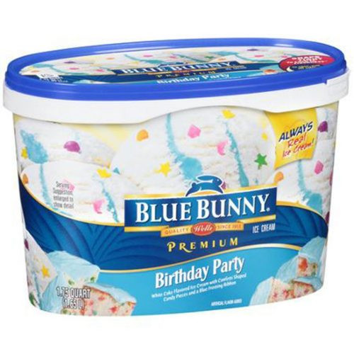 Best ideas about Blue Bunny Birthday Cake Ice Cream . Save or Pin The 7 Worst Ice Creams When You're Pregnant Now.