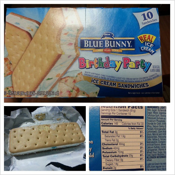 Best ideas about Blue Bunny Birthday Cake Ice Cream . Save or Pin Shannon s Lightening the Load Blue Bunny – Birthday Party Now.