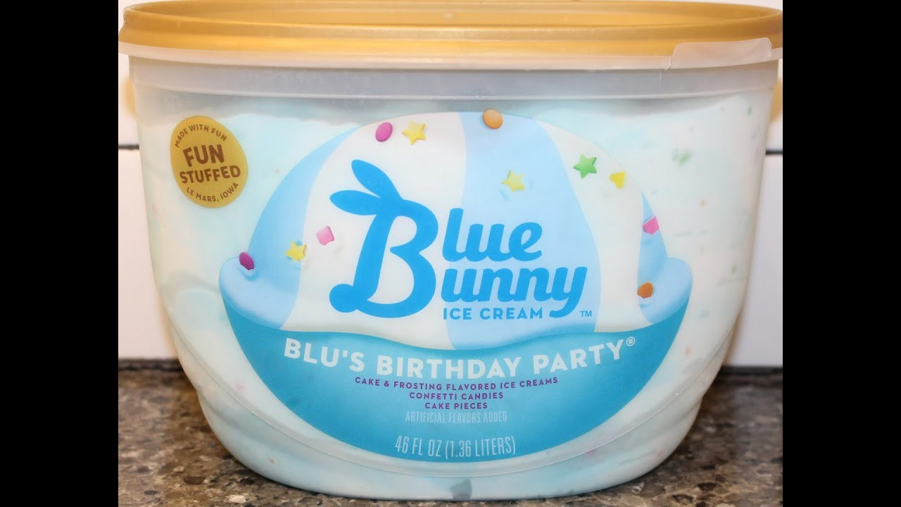 Best ideas about Blue Bunny Birthday Cake Ice Cream . Save or Pin Blue Bunny Ice Cream Blu's Birthday Party Review Now.