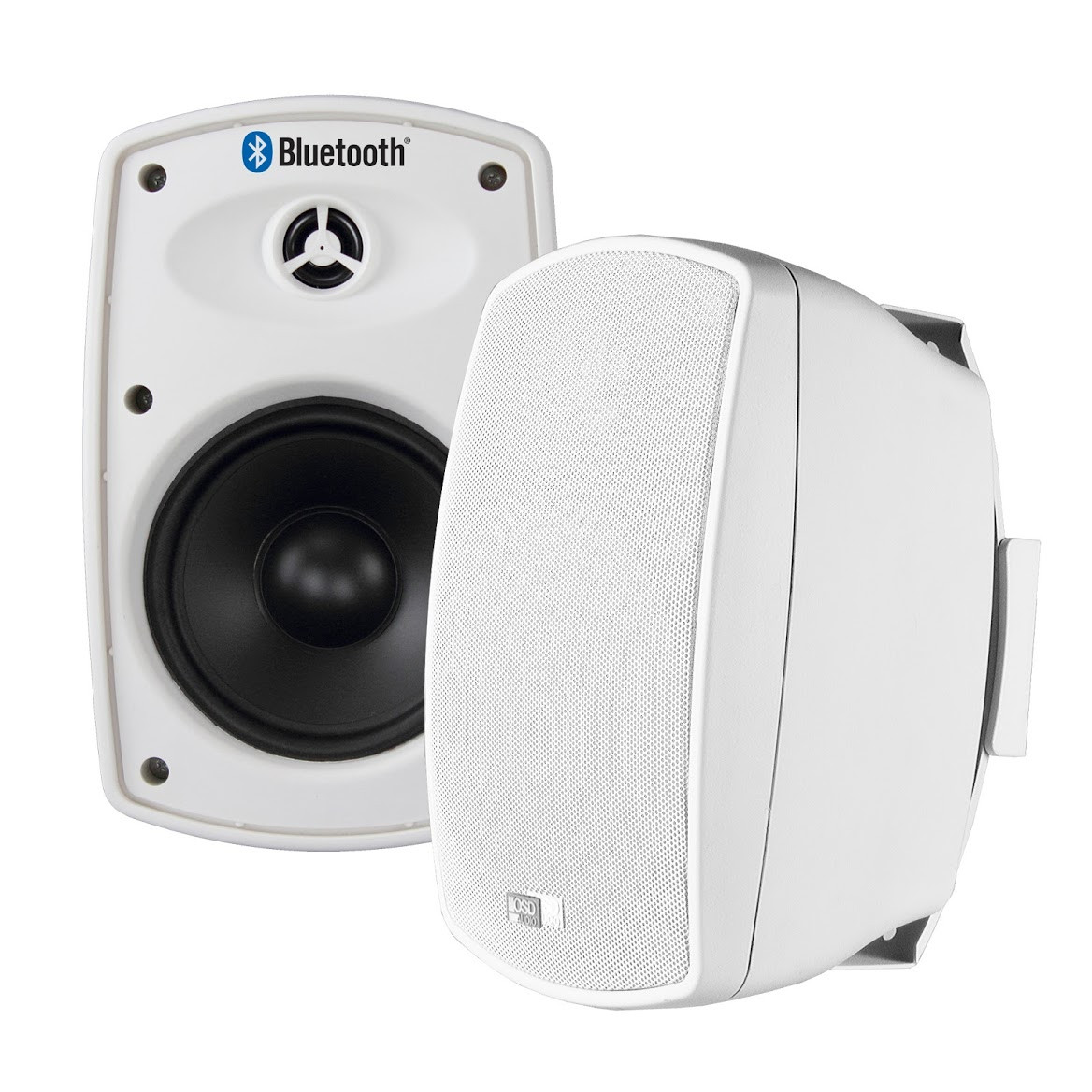 "Best ideas about Bluetooth Outdoor Speakers . Save or Pin BTP650 Wireless 6 5"" Bluetooth 2 Way Outdoor Patio Speaker Now."