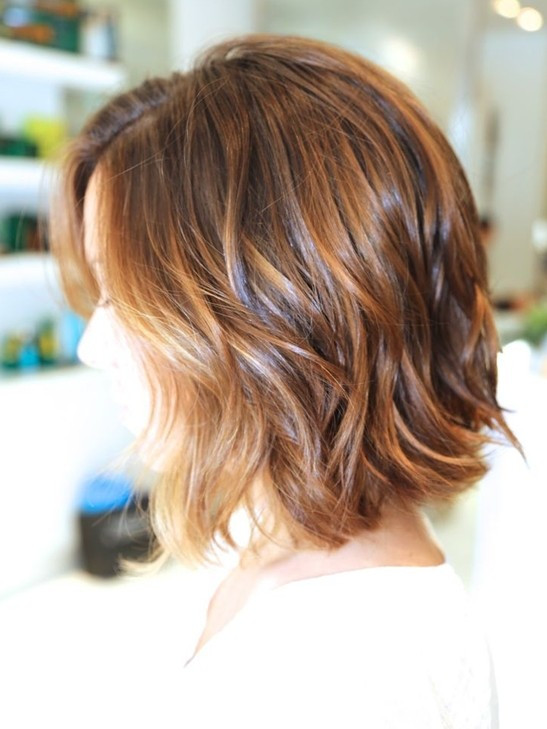 Best ideas about Bob Haircuts For Wavy Hair . Save or Pin 30 Best Bob Hairstyles for Short Hair PoPular Haircuts Now.
