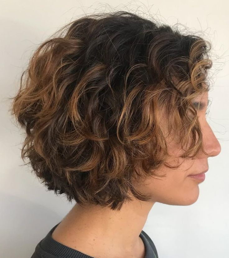 Best ideas about Bob Haircuts For Wavy Hair . Save or Pin 60 Most Delightful Short Wavy Hairstyles Now.